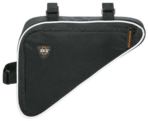 SKS GERMANY Tasche Triangle Bag Fahrradtasche, Schwarz, 0.1 x 0.1 x 0.1 cm, 1 Liter
