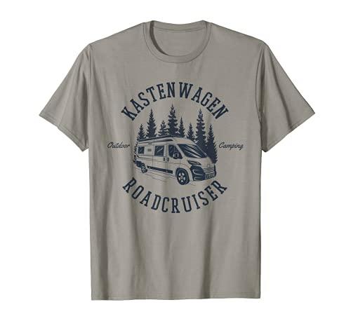 Kastenwagen T-Shirt - ROADCRUISER T-Shirt