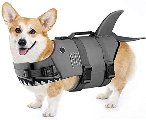 Petacc Dog Life Jacket Pet Floatation Vest...
