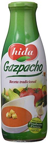 Hida Gazpacho - Paquete de 6 x 750 gr - Total: 4500 gr