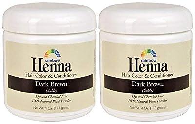 Rainbow Research Henna Dark