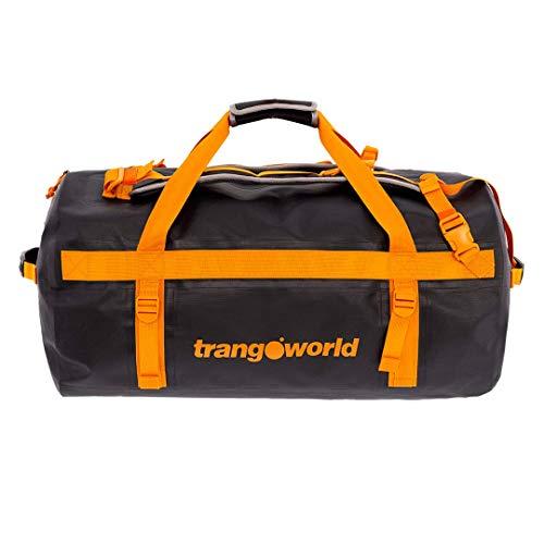 Trango Sira 65 DT Bolsa de Viaje, 60 cm, 65 litros, Antracita/Antracita