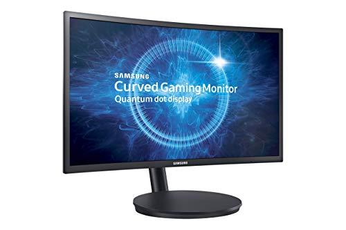 Samsung C24FG70 59,8 cm (24 Zoll) Curved LED Monitor (HDMI, 1ms Reaktionszeit) schwarz (Generalüberholt)