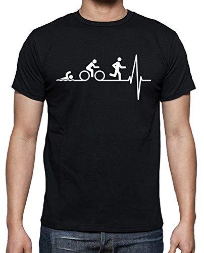 latostadora - Camiseta Triatlon en el para Hombre