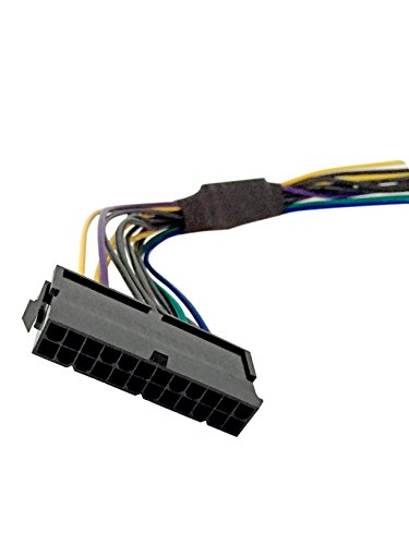 Eyeboot 24 Pin to 18-Pin Power Supply ATX PSU Adapter Cable for HP Motherboards