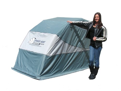 Retractable Motorcycle Cover