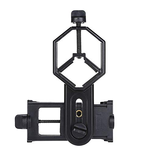 BOBLOV cm-4 Cellphone Adapter Mount Study Metal Materiel for All Telescope Spotting Scopes Binoculars Monoculars Microscope