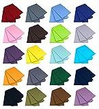 Klassische Bettlaken Betttuch Haustuch Laken 100% Baumwolle ohne Gummizug viele Farben und Größen (Grau, 200 x 220 cm)