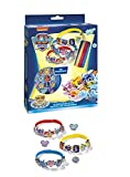 Totum- Paw Patrol Kit de Manualidades para Pulseras, Multicolor (720633)