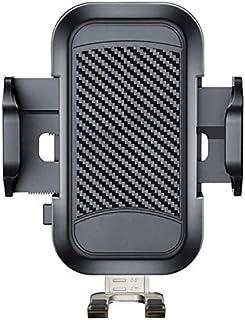 Exanko Biltelefonfäste, 360° rotation mobiltelefonhållare för bil luftventil med luftutloppsklämma, bilvaggor
