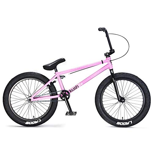 Mafiabikes Kush 2+ 20 inch BMX Bike Pink