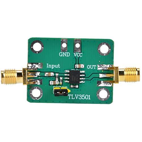 Módulo de modelado frontal del medidor de frecuencia TLV3501 Módulo de modelado del extremo frontal del medidor de frecuencia Comparador de alta velocidad 1Hz - 120MHz