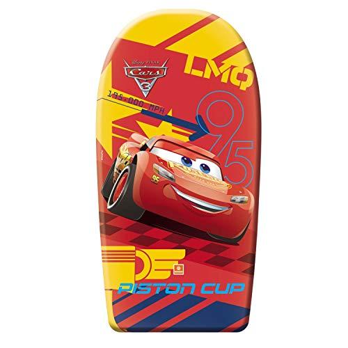 Mondo Surf Cars 3 94 11038 Tavola Nuoto Gioco Estivo Estate Giocattolo 117, Multicolore