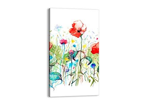 ARTTOR Stampe su Tela - Quadri Moderni Soggiorno e per Camera da Letto - Home Decor - Immagine in più Dimensioni - Various Graphic Themes - PA45x80-3076