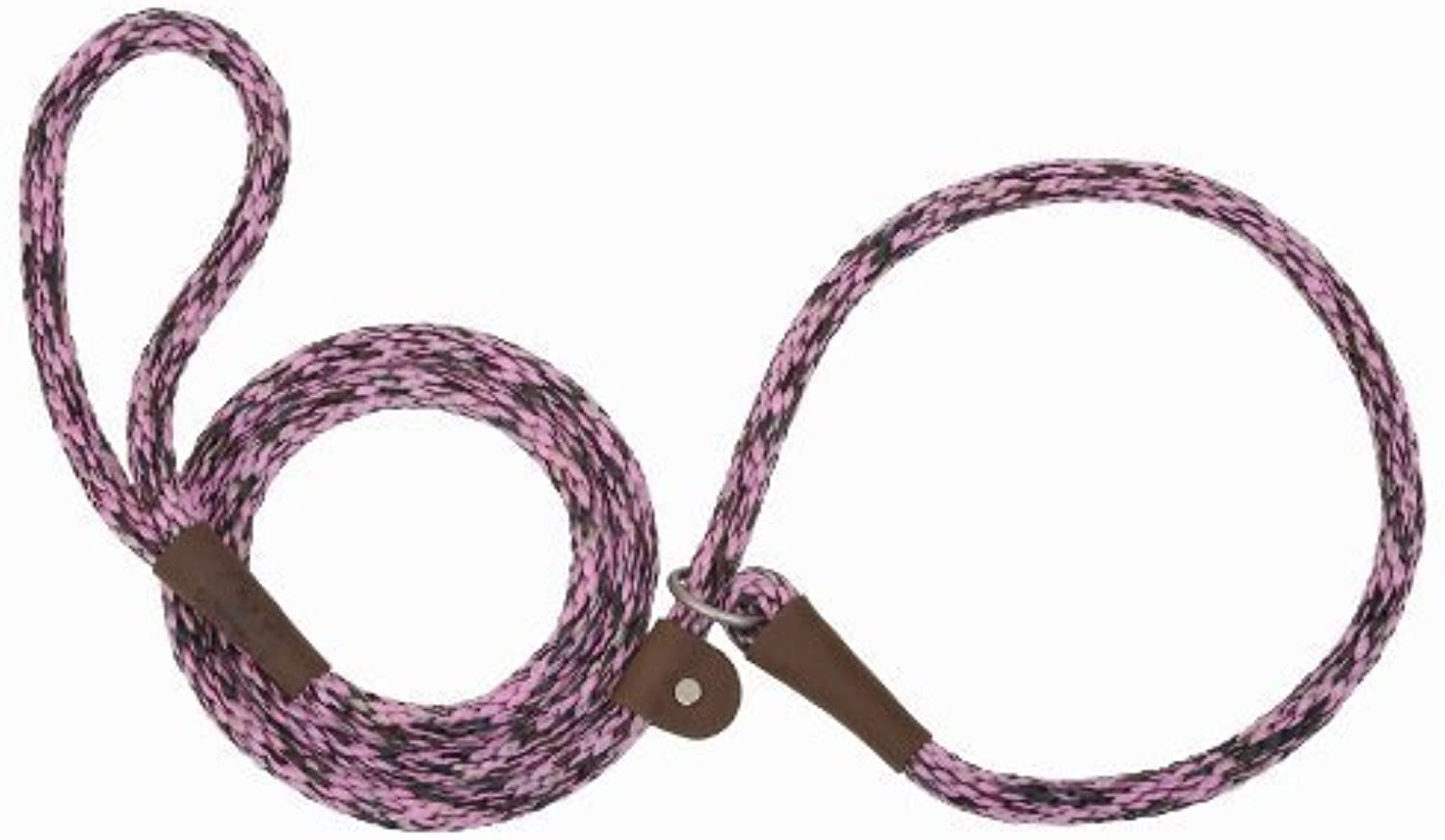 Mendota Products Dog Slip Lead, 1 2 by 6Feet, Pink Camo by Mendota Products
