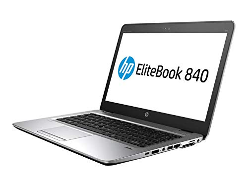 HP EliteBook 840 G3 14' Intel Core i5 6300U, 8 GB RAM, 256 GB SSD, Windows 7 Pro (renovado)