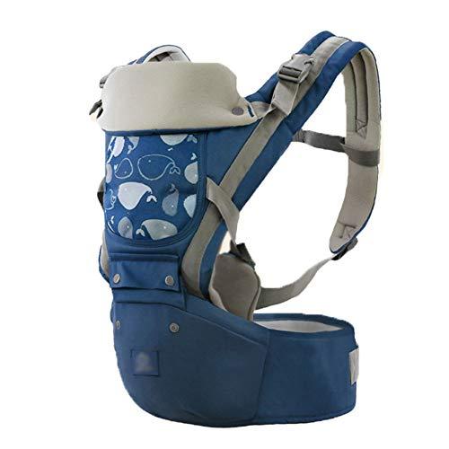 Multifunctionele Baby Carrier, Comfortabel en Ademend voor 2~36 Maanden Baby Taille Kruk, Afneembare Schouderband