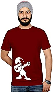 Workshop Graphic Printed T-Shirt for Men & Women | Funny Quote Cotton T-Shirt | Dab Tee| Stylish Dab T-Shirt | Half Sleeve...