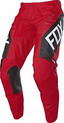 Fox 180 REVN PANT RED 32