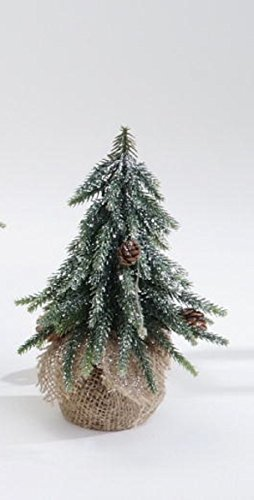 Formano Dekobaum Deko Tanne Baum mit Schnee 576415 Dekotane Tannenbaum Kunsttannenbaum Winterprospekt