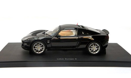 Autoart - 75367 - Véhicule Miniature - Lotus Europa S - Noir - Echelle 1/18