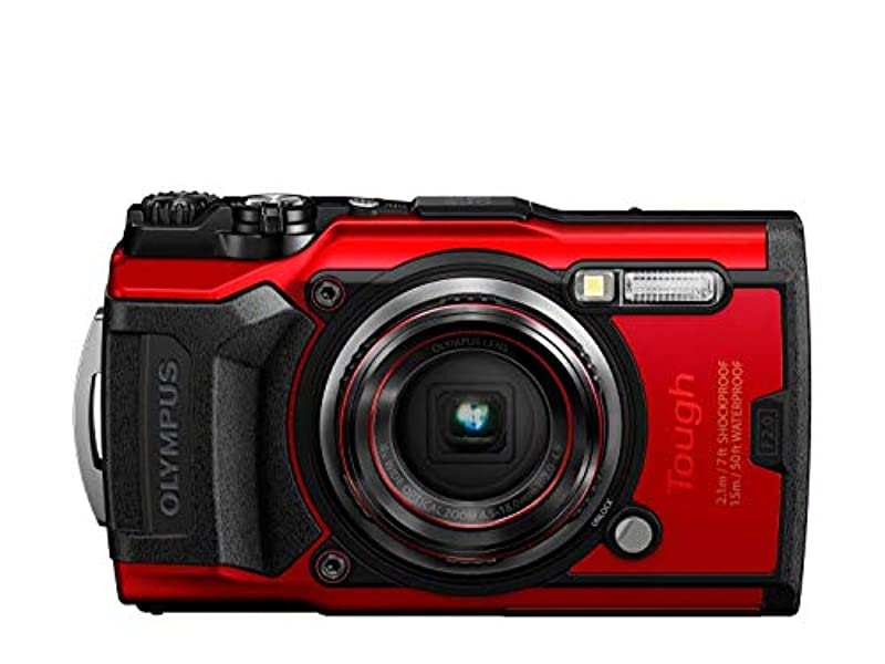 OLYMPUS 디지털 카메라 TG-6 [2색상]