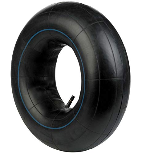 BITS4RAASONS - Tubo interior multiusos de 8 pulgadas, 3.50/4.00 x 8 350/400 x 8 4.80/4.00-8 16 x 4 TR13 válvula recta de goma para remolques, ruedas de ruedas, karts Y AGRÍCOLA MAQUINARIA TURAL