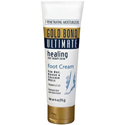 Gold - Pied Guérison Thérapie Crème 120 Ml