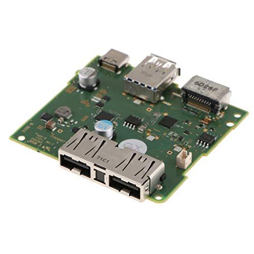 Tubayia Ersatz HDMI Ausgang Ladeboard Motherboard Mainboard für Nintendo Switch
