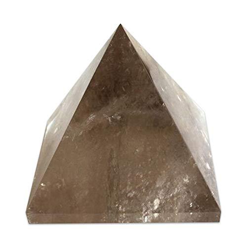 Yuquanxin Piedra De La Energía De Piedra De Cristal De Té Ahumado...