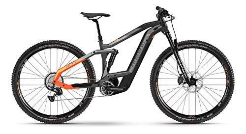 Haibike FullNine 10 Bosch - Bicicletta elettrica 2021 (L/47 cm, Titanio/Black/Lava Matte