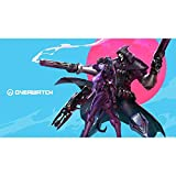 Golden needle Puzzles Overwatch Game Jigsaw Reaper Widowmaker Toy Gift 300/500/1000/1500 Pieces ( Size : 1500 Pieces )