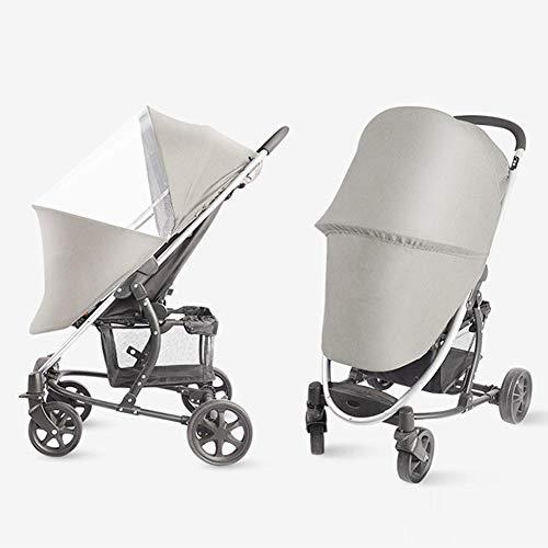 Universal Kinderwagen Regenschutz Buggy Sonnenschutz Regenschutz Windschutz Tragbare Faltbare 65 X 43cm