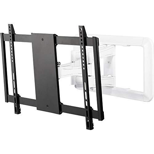 Vivanco BFMO 8060W TV-Wandhalterung 165,1cm (65) - 215,9cm (85) Neigbar, Schwenkbar