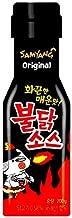 [SAMYANG BULDARK] Korean Fire Noodle Challenge Hot Chicken Flavor Ramen Spicy Noodle Tteokbokki Rabokki Buldak Rabokki ???? (Spicy Chicken Buldak Sauce)