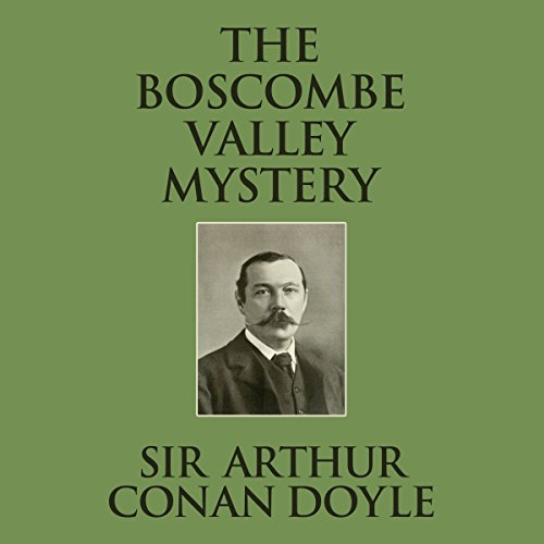 The Boscombe Valley Mystery copertina