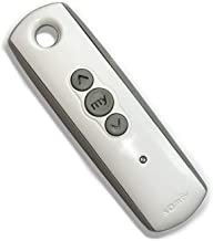 Somfy Telis 1 RTS Pure Remote, 1 Channel (1810632)