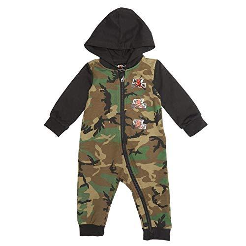 Nike Jordan Niños Tuta Verde Da Bambino 558513-E4F - Verde - 6 meses