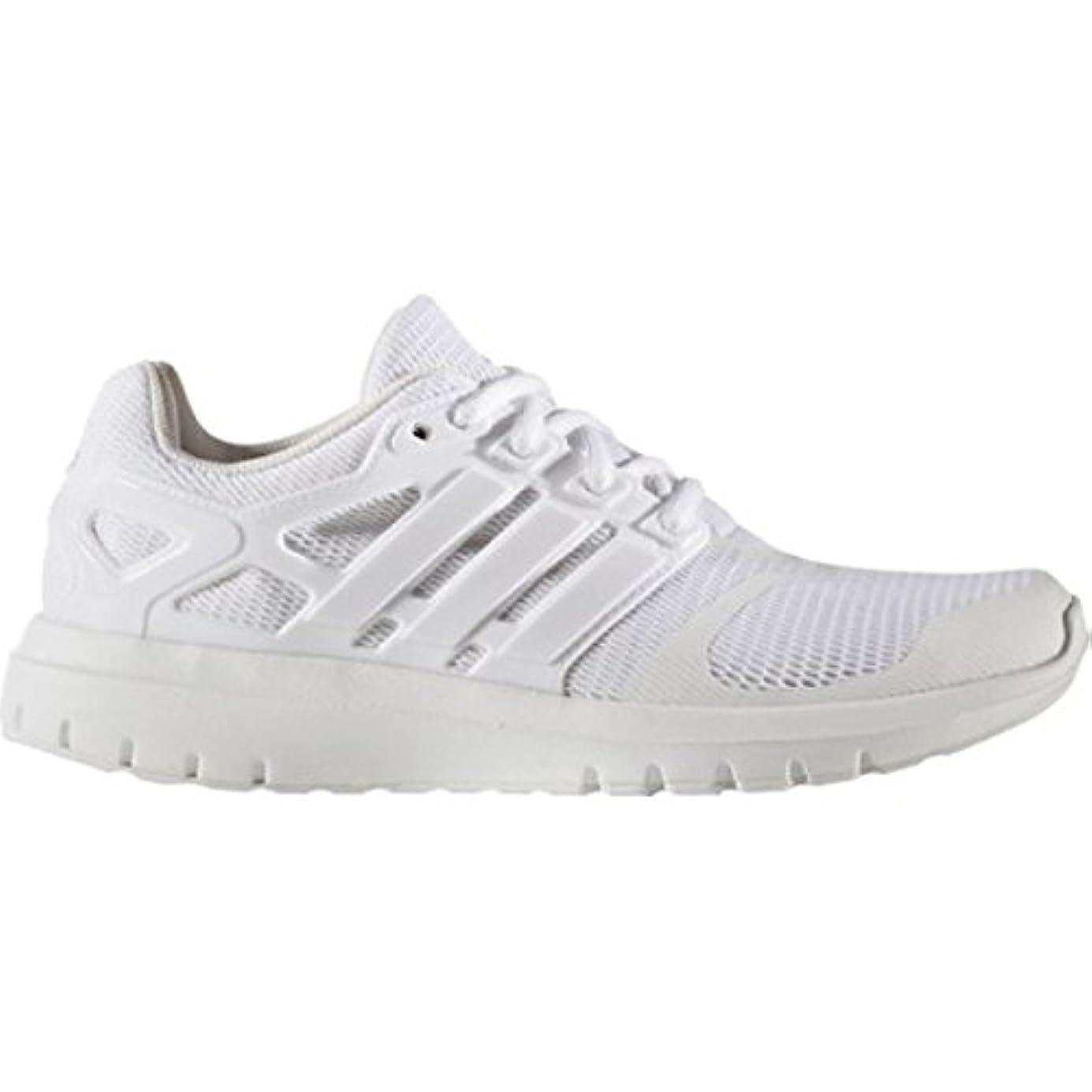 ふざけた収穫肖像画(アディダス) adidas レディース ランニング?ウォーキング シューズ?靴 Energy Cloud V 2-Tone Lenticular Mesh Running Shoe [並行輸入品]