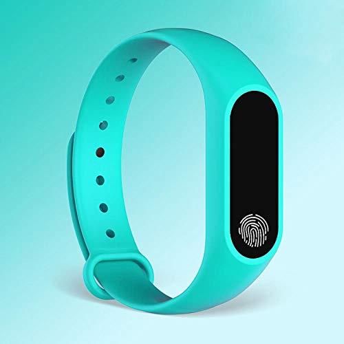 Oyznsb Armbanduhr Smart Watches Smartwatch Für Männer Frauen Mädchen Ticwatch Sports Sport Fitness Tracker, Mint Green
