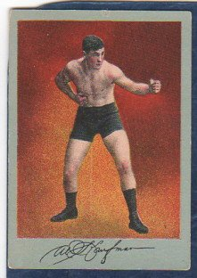 1911 T225 Regular (Boxing) card#13 al kaufman of the - Undefined - Grade Excellent