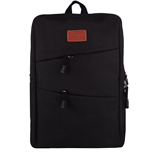 evay Business zaino per notebook da 15,6 Laptop Zaino per uomini e donne Black