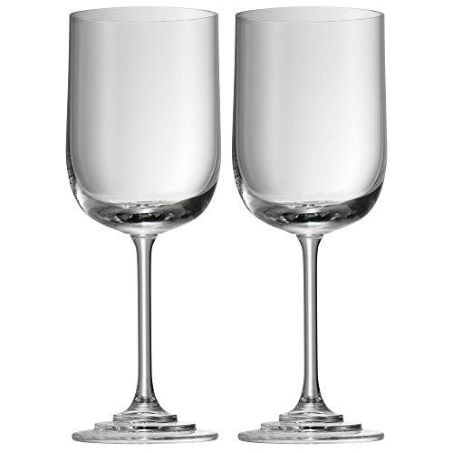 WMF Rotweingläser 2er Set Michalsky Tableware 24cm 530ml hochwertig edel  spülmaschinenfest klar transparent farblos elegant