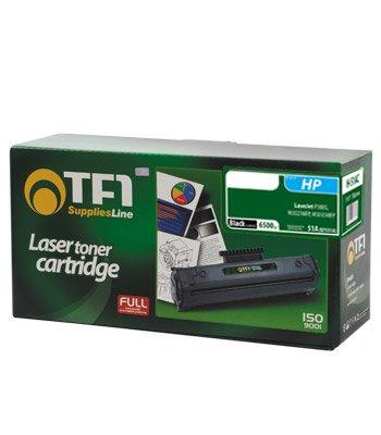 Negro cartucho de tóner compatible con HP CB436A, 36A, 2000P, CB436A/36A