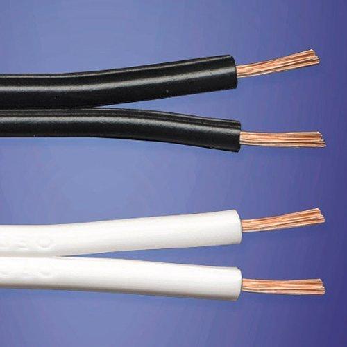 QED Classic 42 Strand Speaker Cable 10m (Black)