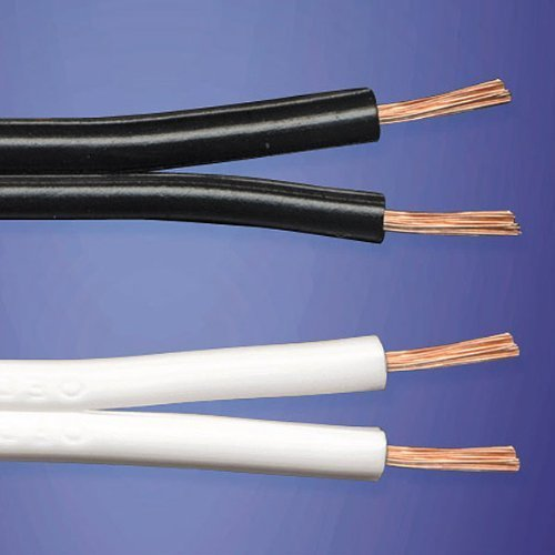 QED Classic 79 Strand Speaker Cable 10m White