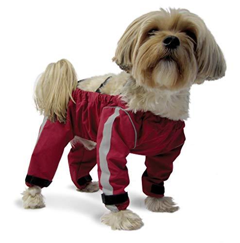 FouFou Dog 62564 Bodyguard Protective All-Weather Dog Pants, Large,...