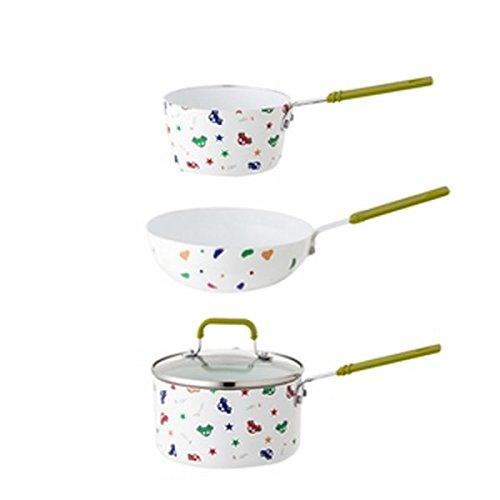 BergHOFF Children's Line Cookware Set-Boys, Multicolored