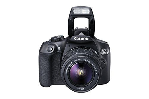 Canon EOS 1300D - Kit con objetivo EF-S 18-55 mm f/3.5-5.6 IS II y ...