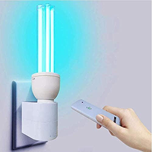 Kwarts UV-lamp desinfectie lamp for bacteriedodende sterilisator het ultraviolette licht luchtverfrisser E27 UVC LED lamp CFL Ozone Ultra Violet, Maat: 15W